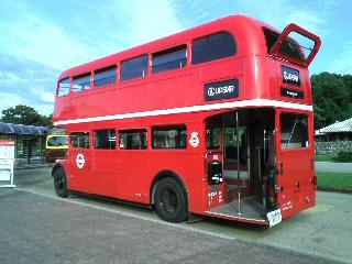 イギリスロンドンバス