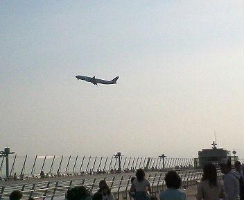 遠くの空へ・・セントレア空港