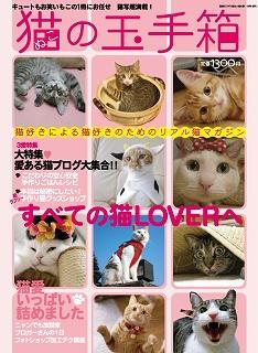 猫の玉手箱表紙
