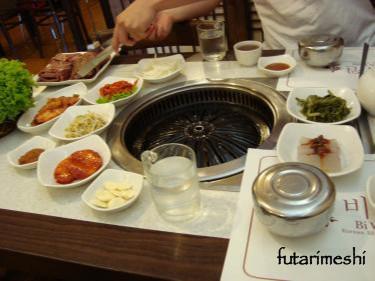 bi won焼き肉