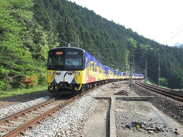 銀河鉄道999号(メープル側)