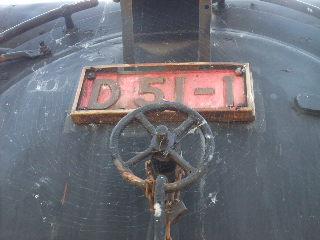 D51-1プレート
