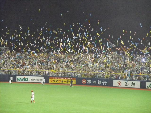 阪神のラッキーセブン