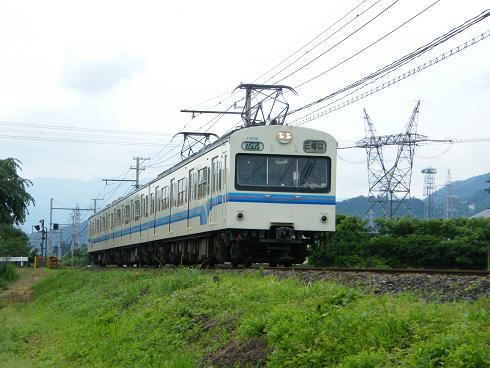 秩父鉄道1000系オリジナル塗装
