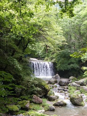 名栗川渓谷