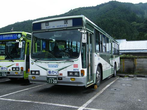 いすゞキュービックバス