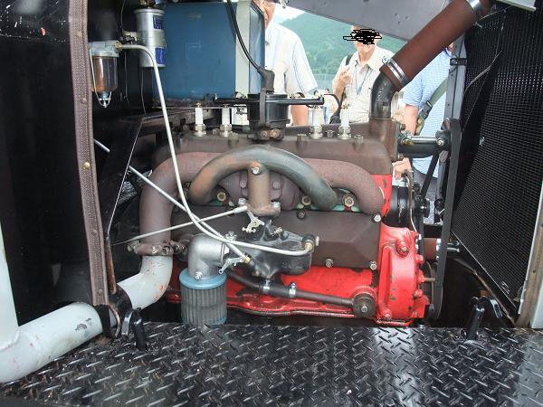T型フォードエンジン