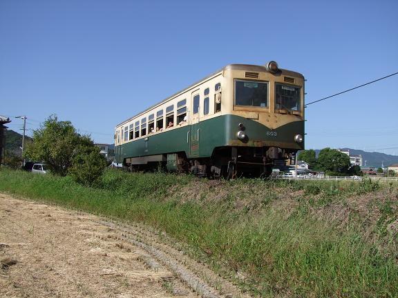 紀州鉄道キハ603