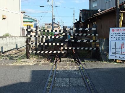 西御坊駅終点