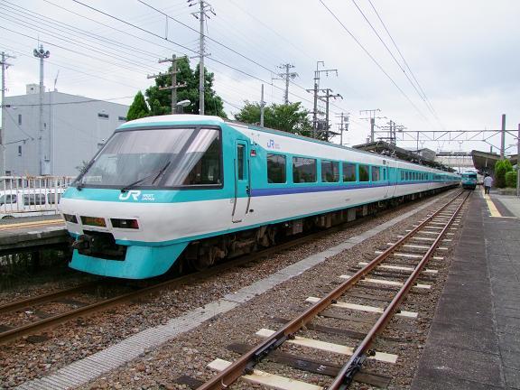 381系「くろしお」パノラマ車両