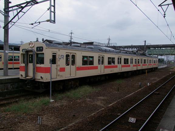 和歌山線105系(元103系)