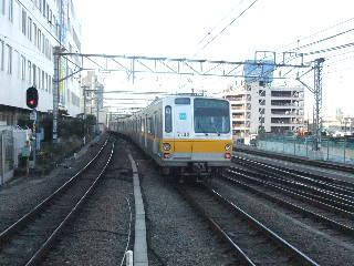 東京メトロ7000Y系