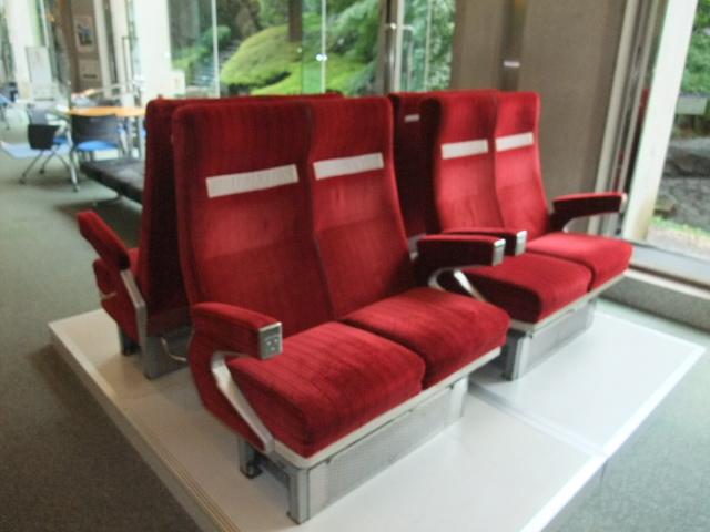 座席も保存
