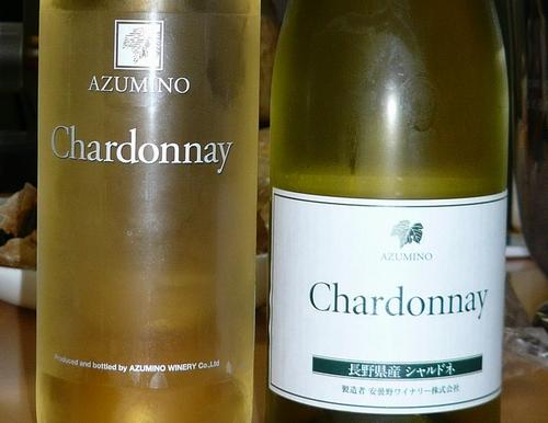安曇野ワイン