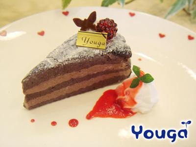 チョコレートケーキ☆