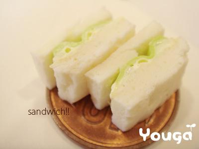 サンドウィッチ☆