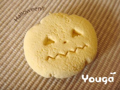 かぼちゃクッキー♪