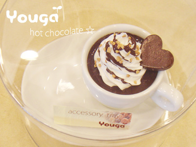 ホットチョコレート☆