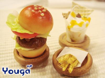 ハンバーガーセット☆