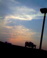 20080616・夕暮れ空