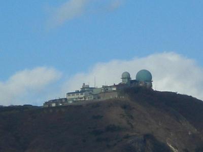 レーダー基地