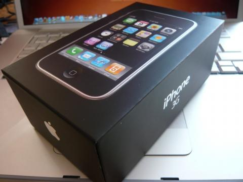 iPhone3G pack