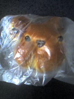 100個限定の犬のパン