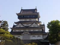 晴天の『小倉城』