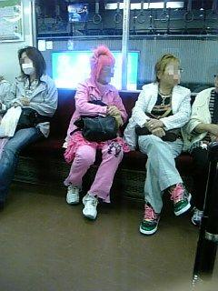 ピンクのおばさま2
