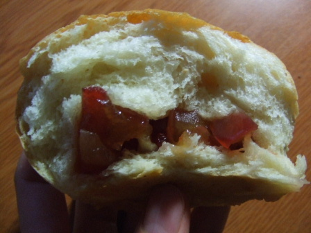 林檎パン2