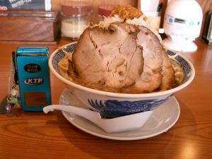 ふじ麺中盛