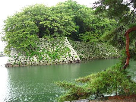 彦根城 外堀