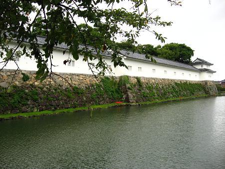 彦根城 外堀2