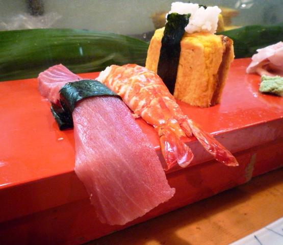 割烹 喜船寿司③