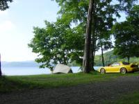 屈斜路湖キャンプ場