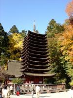 談山神社 13重の塔