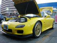 サイドマーカー 黄