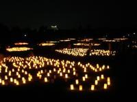 奈良・献灯会