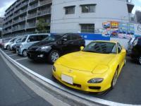 CX-7 関西マツダ 試乗車か?1