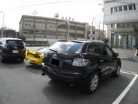 CX-7 関西マツダ 試乗車か?3