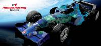 F1 2007ホンダニューカラー