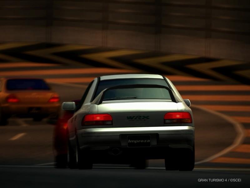 スバル インプレッサ セダン WRX STi (GC) '94