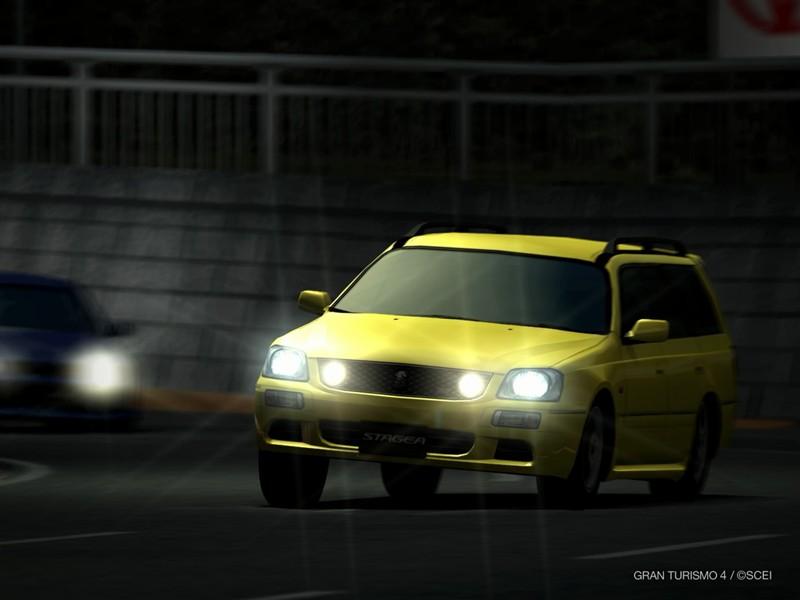 日産 ステージア 25t RS FOUR S '98