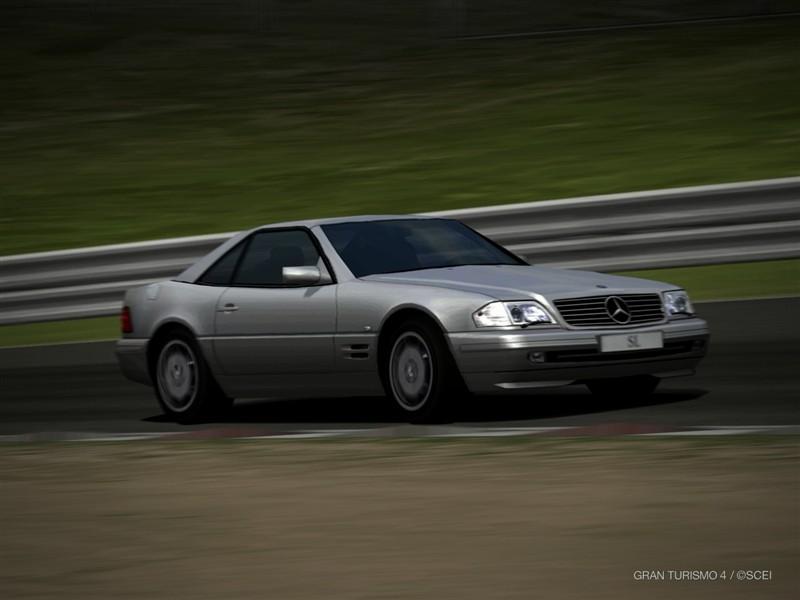 メルセデス・ベンツ SL 500 (R129) '98