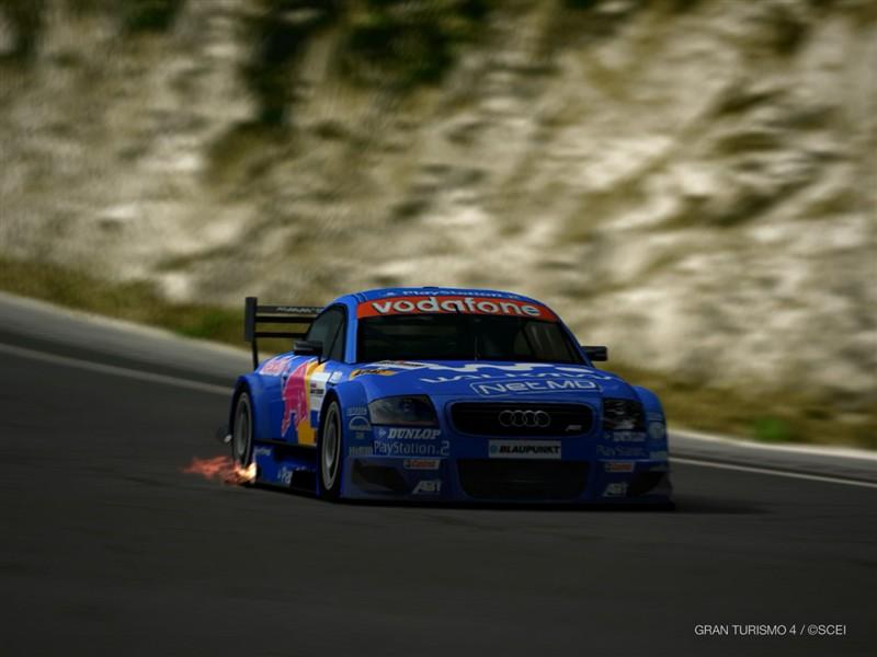 アウディ Abt Audi TT-R ツーリングカー '02
