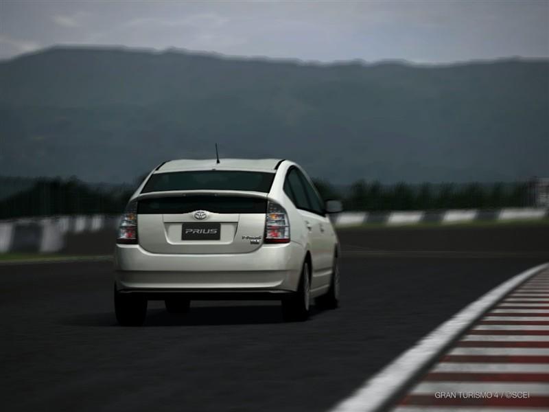 トヨタ プリウス G Touring Selection '03