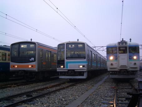 豊田電車区一般公開時撮影