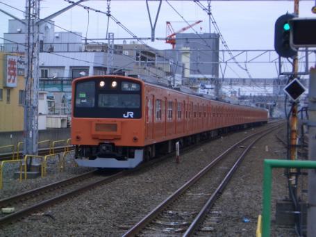 201系電車