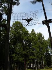 岩岳EXアドベンチャー2 吊り