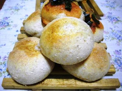 6-6グラハム粉パン